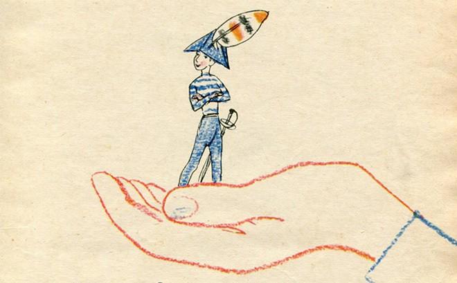 Картинка бибигон раскраска